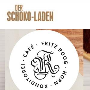Der Schokoladen / Fritz Roog